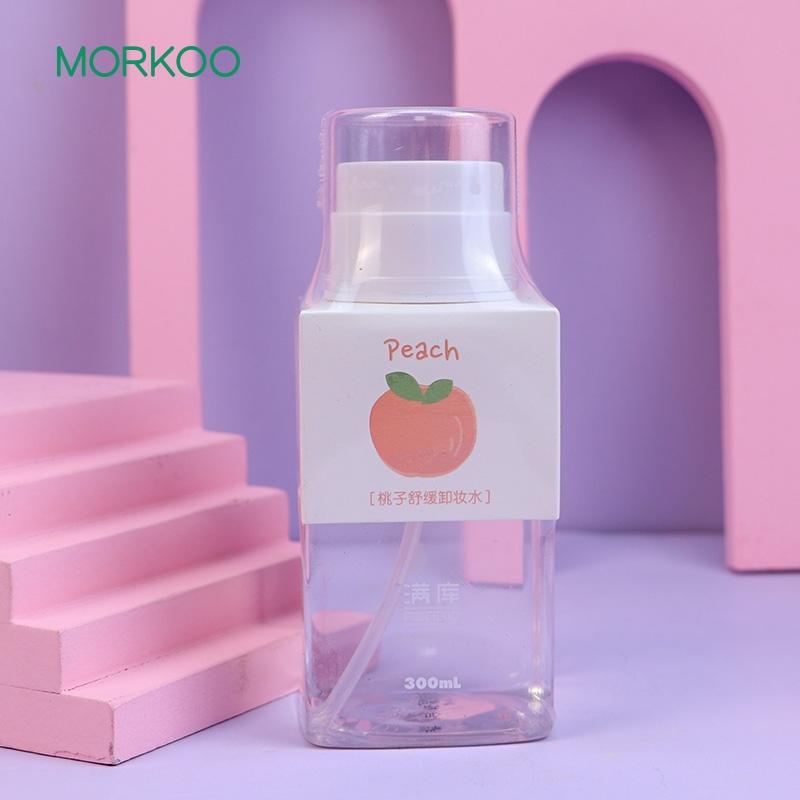 桃子舒缓卸妆水